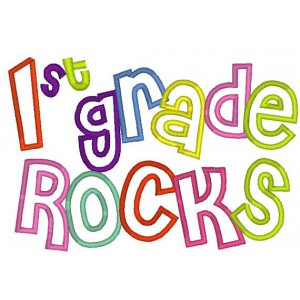 Image result for first grade rocks